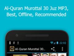 Al-Quran Murottal 30 Juz MP3 1 0 Free Download