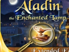 Aladin and the Enchanted Lamp (FULL) - Extended Edition - A Hidden Object Adventure 4.0 Screenshot