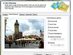 Alamoon Color Enhancer 2.5 Screenshot