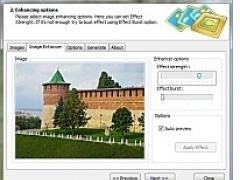 Alamoon Image Enhancer 2.2 Screenshot
