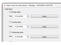 Alarm Clock for Daily Alarms 1.0 Screenshot
