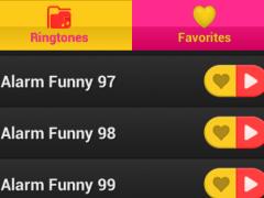 Alarm Ringtones Annoying 1.1 Screenshot