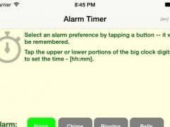 Alarm Timer 7.4.0 Screenshot