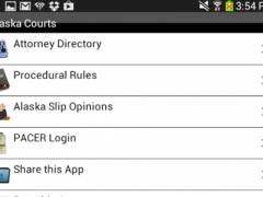 Alaska Courts 2.2 Screenshot