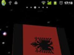 Albania 4D Flag 1.2 Screenshot