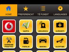 Albania Yellow Pages 1.8.6 Screenshot
