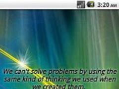 Albert Einstein Quotations 2013.1 Screenshot