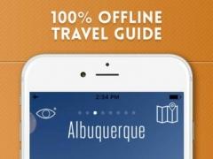 Albuquerque Travel Guide and Offline Street Map 1.1 Screenshot