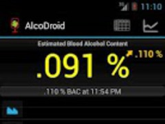AlcoDroid Ad Free 2.13 Screenshot