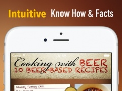 Alcohol Cooking Tips:Recipes and Eat Guide 1.0 Screenshot