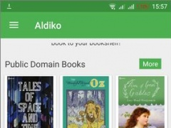 Review Screenshot - A Book Reader App that Enhances Your Reading Experience