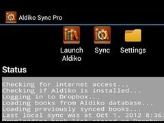 Aldiko Sync 9.0.6 Screenshot