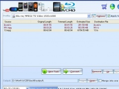 Aleesoft Easy Blu-ray Creator 2.5.29 Screenshot