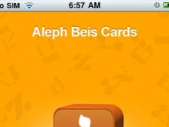 Aleph Beis Cards 1.1 Screenshot
