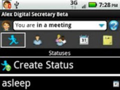 Alex Digital Secretary Beta 0.1.0 Screenshot