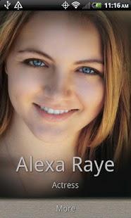 Alexa Raye Nude Photos 2