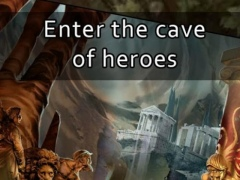 Alexia Crow The Cave of Heroes 0.25 Screenshot