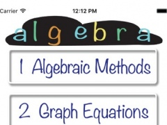 Algebra -1 Test Prep Pro 1.1 Screenshot