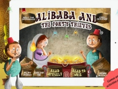 Alibaba and The Forty Thieves for children by Story Time for Kids 1.0 Screenshot