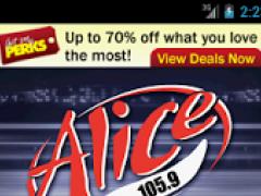 Alice 105.9 2.1 Screenshot