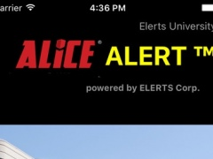 ALICE ALERT 3.1.1 Screenshot