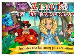 Alice in Wonderland Kids Book 1.0.3 Screenshot