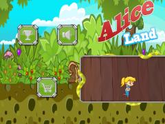 Alice Land - Wonder Smash Rush 1.0 Screenshot
