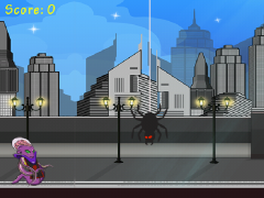 Alien Invasion: City Battle 1.0 Screenshot