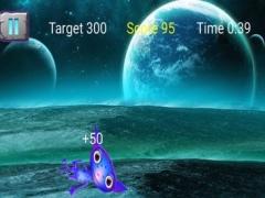 Alien Slingshot Attack 1.0 Screenshot