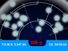 Aliens Motion Tracker HD 1.0.3 Screenshot
