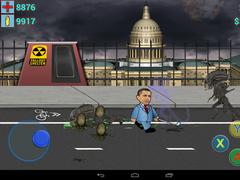 Aliens vs. President 2.1.2 Screenshot