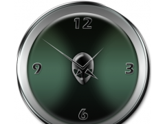 Alienware Analog Clock 1.3 Screenshot