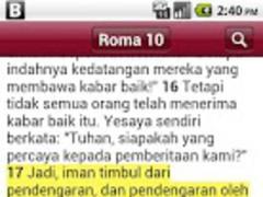 Alkitab.is 1.9.3 Screenshot