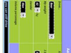 Alkometer  Screenshot