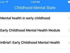 All about Childhood Mental State 1.0 Screenshot