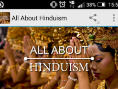 All About Hinduism 1.0 Screenshot