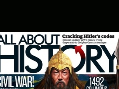 All About History Magazine: From ancient times to World War 2 and beyond 4.7.0 Screenshot
