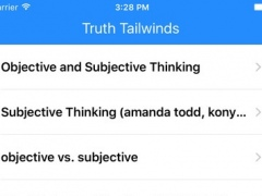 All about Truth Tailwinds 1.0 Screenshot