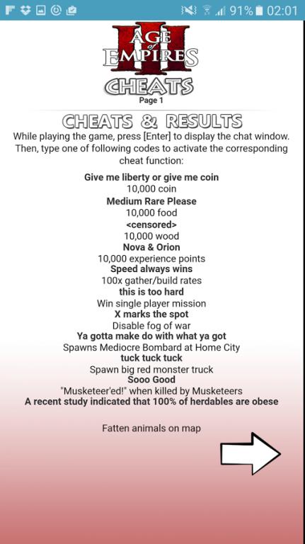 All <b>Age</b> of <b>Empires 3 Cheats</b> 1.1 Free Download