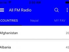 All FM Radio 1.0 Screenshot
