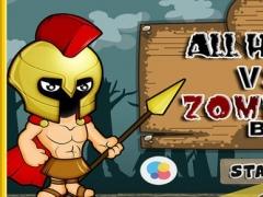 All Hero vs Zombies Battle - Epic Slender Willow Platform Survival 1.0 Screenshot