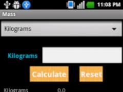 All in 1 Unit Converter 1.9 Screenshot