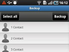 All-In-One Contacts 1.1.0 Screenshot