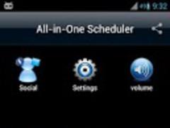 All In One Scheduler (NEW) 5.2 Screenshot
