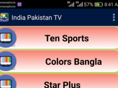 All India Pakistan TV Channels 1.0 Screenshot