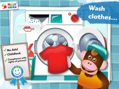 All Kids Can...Do the Laundry! By Happy-Touch® 1.2 Screenshot