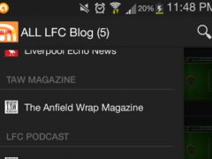 ALL LFC Podcast App Lite 1.8 Screenshot
