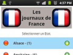 All Newspapers of France-Free 3 Screenshot