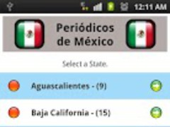All Newspapers of Mexico 3 Screenshot