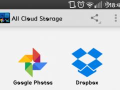 All Online Cloud Storage 1.0 Screenshot